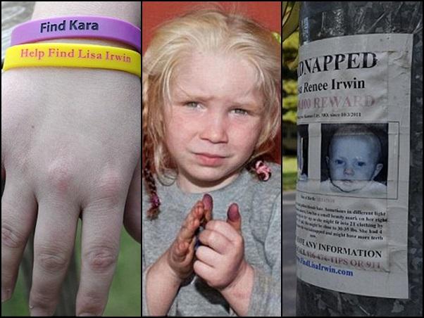 Γονείς χαμένων παιδιών από την Αμερική, βρήκαν ελπίδα στη Μαρία.